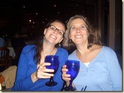 lots o blue Thanksgiving 2009