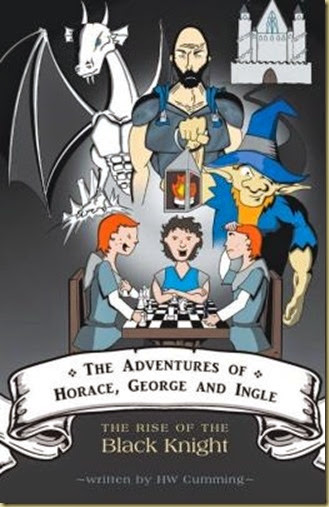 The Adventures of Horace, George and Ingle cover