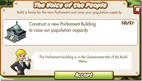 Mission 6: The Voice of the People