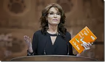 Palin Reading Dr. Seuss
