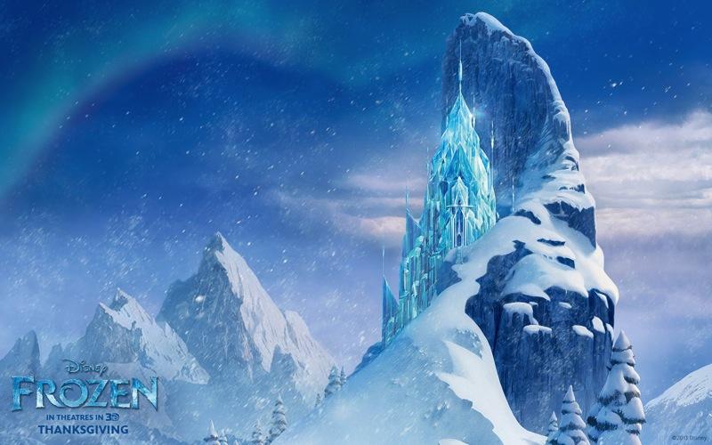 Frozen Movie Wallpaper 1280x800
