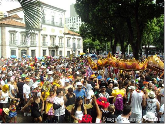 Bloco Cordão do Boitatá, Praça XV, Rio de Janeiro