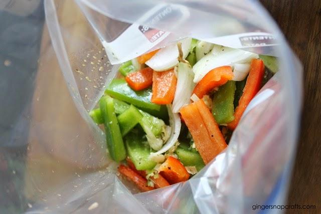 marinade for veggies