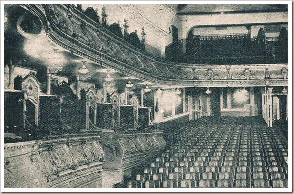 Teatro Olympia, 1932