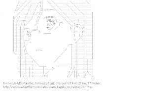 [AA]Konori Mii (Toaru kagaku no railgun)