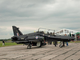 szkolno treningowy Hawk  (RAF)