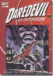 P00018 - Daredevil - Coleccionable #18 (de 25)