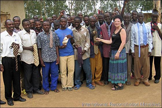 Rwanda Tie Ministry 2