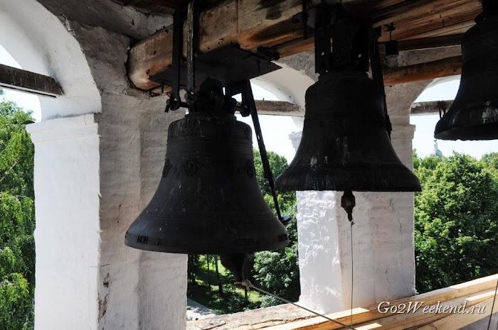 Колокола Спасо-Преображенского собора