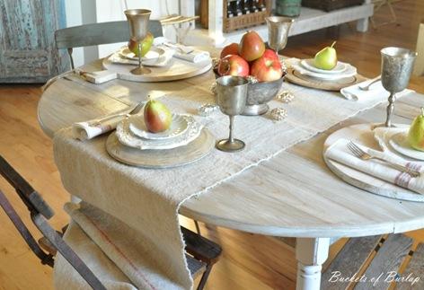 autumn table 2