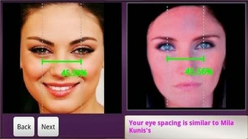 Vanity Mirror una aplicación para Android que te dice si eres hermoso