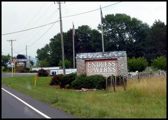 3 - Endless Caverns Entrance