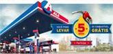 5 anos de combustivel gratis nos postos ale