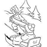 Dibujos del Invierno