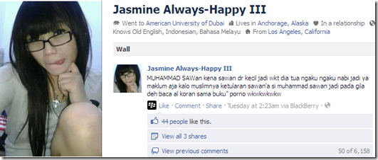 Jasmine Always Happy III