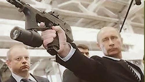 putin with ak-47