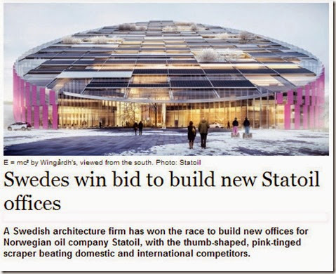 statoil offices