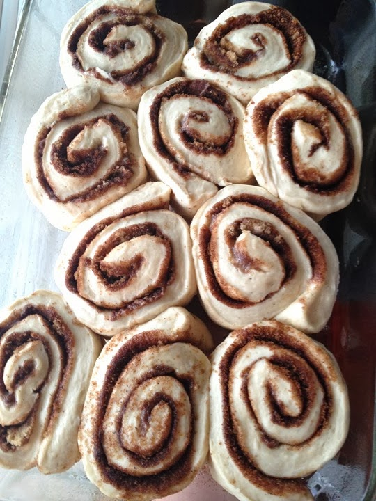 The Best Sticky Cream Cheese Cinnamon Rolls