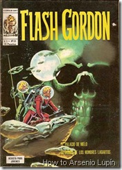 P00025 - Flash Gordon v1 #25