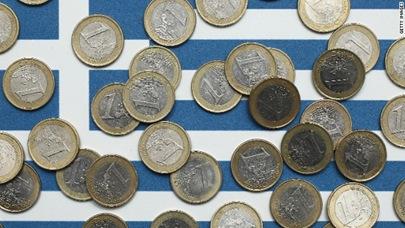 greek-flag-euro-coins