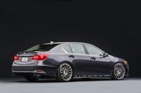 RLX VIP Sedan rear