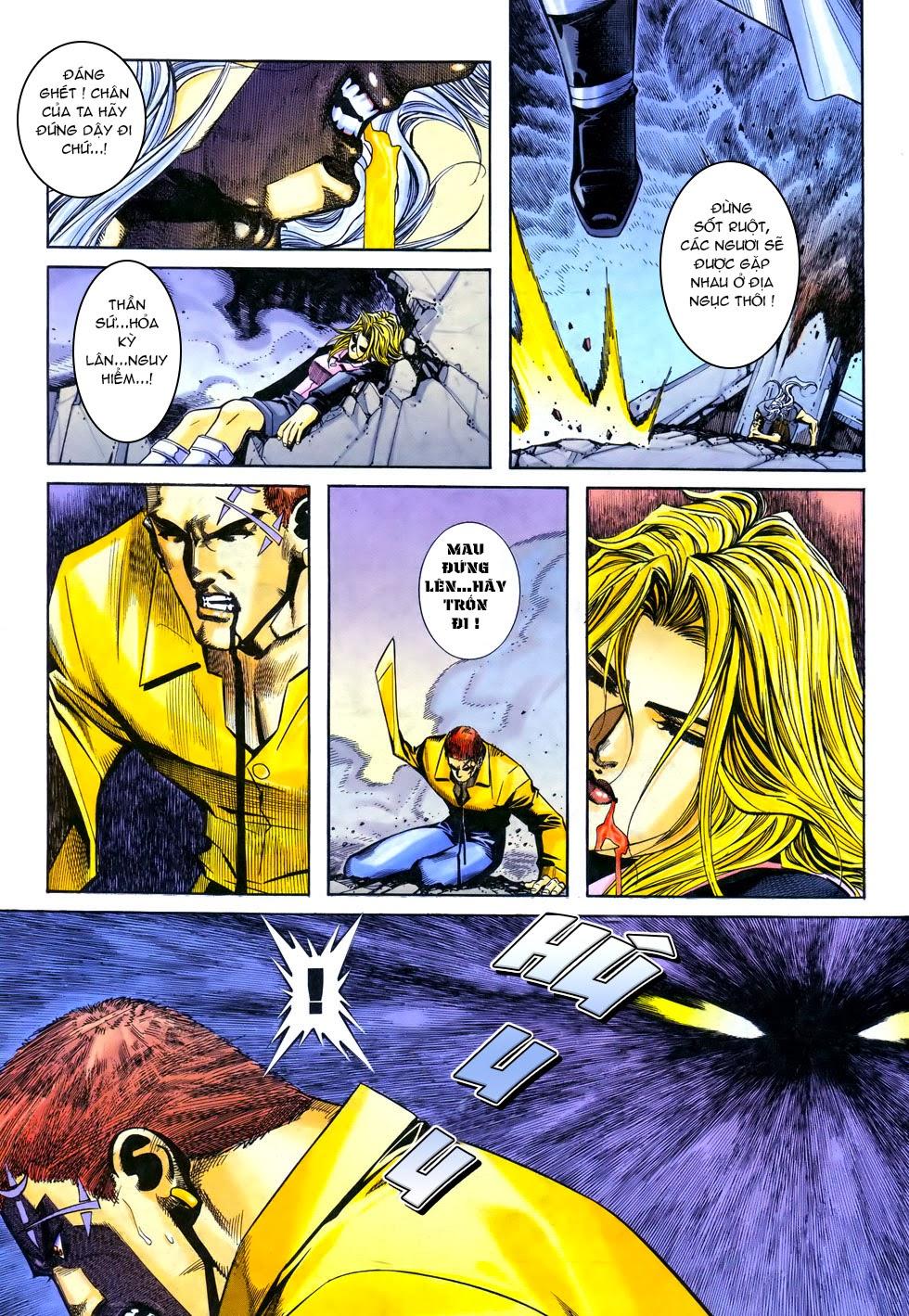 X Bạo Tộc chap 67 - Trang 28