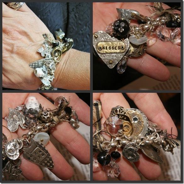 Bracelet collage