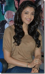 Kajal Agarwal Latest Stills At Naayak Interview