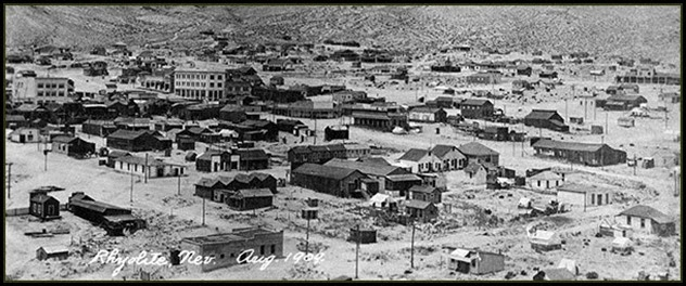 Town of Rhyolite