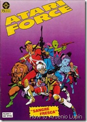 P00001 - Atari Force #1