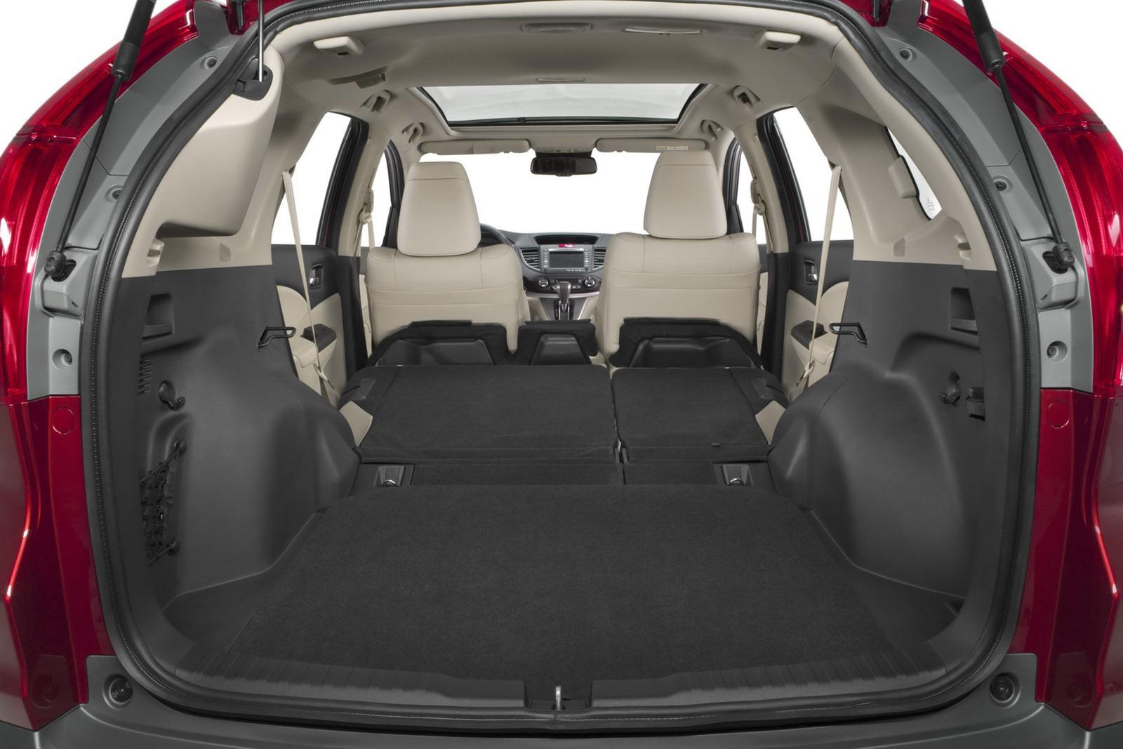 2013 Honda CR-V iç dizaynı