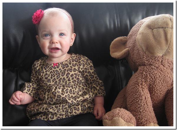 Gwen's 8 month2