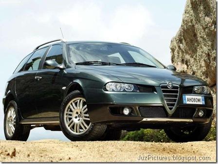 Alfa Romeo 156 Crosswagon Q4 (2004)6