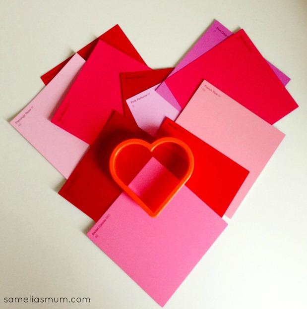 Love Heart Bunting 1