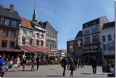 Grote markt フロートマルクト