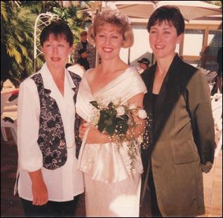 Wanda Leonie & I 07 07 1996