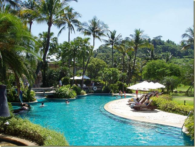 美麗的泳池3