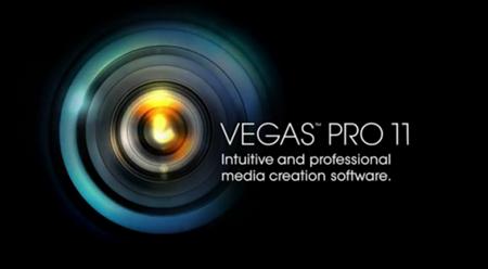 Sony Vegas Pro 11 - logo