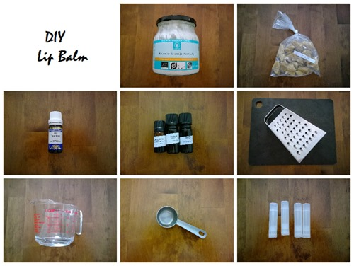 DIY Lip Balm What You Need Imaginary Wardrobe