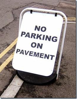 IMG_0440 Hove No Parking