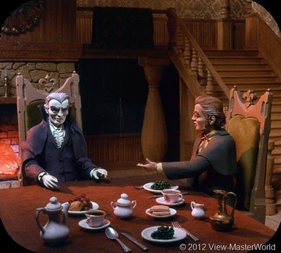 View-Master Dracula (B324), Scene A7
