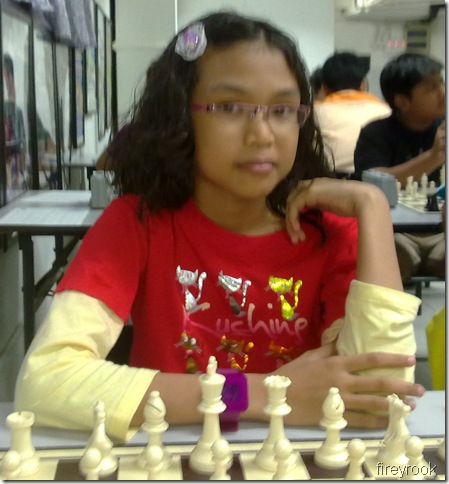Puteri Rifqah Fahada bt Azhar, Malaysia