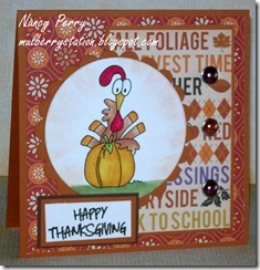 Nancy Perry Oct27 Recipe Challenge