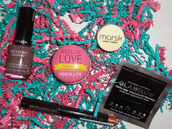 February 2015 Beauty Box Five