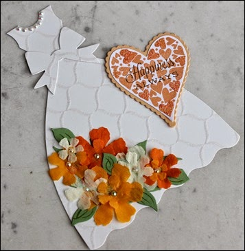Hochzeit Gästebuch Idee Einleger Dekoration 02