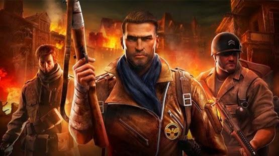 لعبة الحرب العالمية الثانية Brothers in Arms® 3 للأندرويد