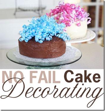 no fail cake