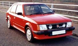 Opel Kadett D 1980