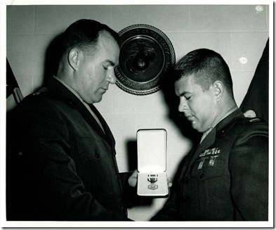 Russ Navy Commendation Medal 1969