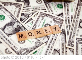 'Money' photo (c) 2010, 401K - license: http://creativecommons.org/licenses/by-sa/2.0/